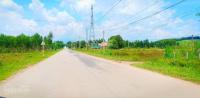 61m mặt tiền đường Quốc lộ 55 - 600m2 thổ cư Sông Phan LH: 0944911385