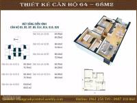 Chính chủ bán căn hộ Sky Central - 176 Đinh Công, DT: 68m2, giá bán : 27,5 triệum2LH:0962251630