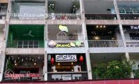 Cho thuê nhà nguyên căn phố Trần Phú, mặt tiền 5m, diện tích 90m2 x 3 tầng LH: 0975271555