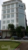 bán tòa văn phòng phố trần thái tông cầu giấy dt 184m2 8 tầng giá 62 tỷ lh 0984250719