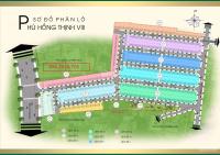 bán đất nền dự án tại khu dân cư phú hồng thịnh 8 ngay mặt tiền tỉnh lộ 743 5x20m 0962020705
