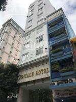 53 tỷ thu nhập net 175trtháng với tòa khách sạn mặt tiền quận 1 cách chợ bến thành 400m đi bộ