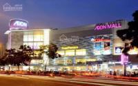 mở bán 19 nền đất nằm trong khu dân cư tên lửa bình tân mở rộng liền kề siêu thị aeon mall bình tân