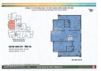 bán căn hộ 03 dt 120m2 thông thủy tòa ct2 da park view giá chỉ 345trm2 rẻ nhất da 0965444528