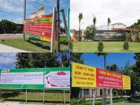 Đất tái định cư khu Đô Thị & Công Nghiệp BECAMEX ngay TTHC Chơn Thành, liền kề Vincom giá rẻ CĐT LH: 0919971881