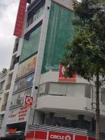 Bán tòa nhà mặt tiền đường An Dương Vương, P 3, Q 5, 10x22m 1 hầm 8 lầu cho thuê 450trth giá 130 LH: 0919590033