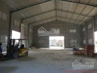 bán kho xưởng ,DT 3595M2 ,trong đó có 2500 nhà xưởng tại khu công nghiệp phú thị,gia lâm LH: 0941770706