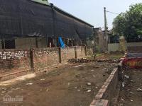 bán đất thôn vàng cổ bi giá tăng từng ngày theo dự án bến xe cổ bi dt 70m2 mt 42m đường 6m