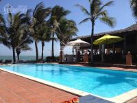 Bán resort 3200m MT biển Nguyễn Đình Chiểu khu phố 1 LH: 0986707476