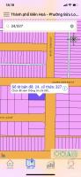 Cần Bán Gấp ĐẤT ngay chợ Bửu Long đối diện bến xe Biên Hòa Lh 0772373797 thương lượng giá với chủ