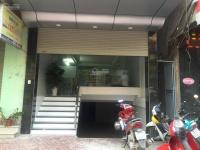 Cho thuê cửa hàng tầng 1 mặt phố Nguyễn Lương Bằng 85m2 giá chỉ 30trtháng MT 45m LH: 0936045663