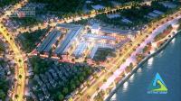Việt Phát South City - Đất vàng ven sông lạch tray, chỉ với 850tr sở hữu ngay căn hộ 4 tầng LH: 0369863383