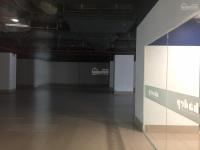 Cho thuê 474m2 tầng 3 TTTM Trương Định, Hoàng Mai làm showroom LH:0916762663