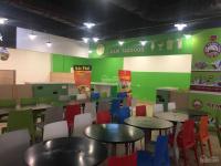 cho thuê 40m2 tầng tttm trương định quận hoàng mai kinh doanh đồ ăn vặt lh 0916762663