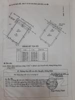 chính chủ bán nhà hẻm cao l phường 4 quận 8 dt 47m2 1 lầu 1 trệt shr lh