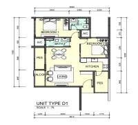 Bán căn hộ Topaz Twins, 2PN, giá chênh 200 triệu LH: 085 723 7777 Mr Tai