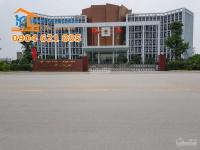 Bán lô đất mặt tiền 8m cực hiếm tại khu hành chính quận Hồng Bàng, Hải Phòng LH: 0904621885