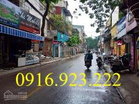 tôi cần bán đất 54m2 mặt phố hà trì khu hưu trí gần svđ hà đông kinh doanh cực tốt giá 95tr1m2