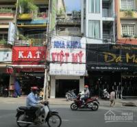 Cần bán gấp nhà mặt tiền Hồ Văn Huê, P9, Phú Nhuận, 4x20m, 4 tầng, diện tích: 4x20m, Giá: 183 tỷTL LH: 0906887086