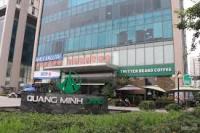 Cho thuê văn phòng tòa nhà Quang Minh Tower - N02T3 khu Đoàn ngoại giao Hà Nội LH:0982709511