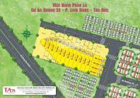 bán đất hẻm 17 đường 22 phường linh đông quận thủ đức dt 96m2
