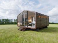 Bán nhà gỗ di động tiêu chuẩn 3 giá 140 đến 400 triệu tùy lựa chọn, phù hợp đầu tư khu nghỉ dưỡng LH: 0977948581