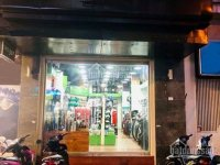 Cho thuê MBKD 45m2 x 2 tầng, mt 4m, mặt phố Trần Phú, Ba đình, LH 0948435258