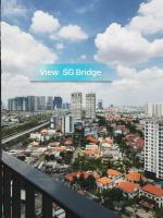 Bán hoặc cho thuê căn hộ 3 PN Masteri Thảo Điền, full nội thất, LH: 0932639734