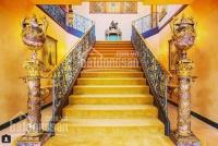 Bán biệt thư đường Lam Sơn Bình Thạnh 142 m2, 4 lầu, giá chỉ 235 tỷ TL LH: 0909922186