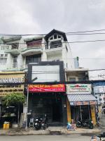 Cho thuê nhà mặt tiền Nguyễn Thị Diệu P6 Q3 14x22, 1 lầu, 200 triệu 0908636184