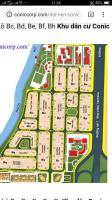 Đất bán tại KDC 13B Conic vị trí đường 16m Dt 120m2 giá 49 triệu m2 0909076786