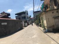 bán đất thổ cư diện tích 78m2 đường thông ô tô tránh nhau tại thôn hội cổ bi