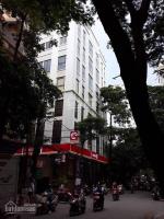 bán tòa nhà phố cửu việt ngô xuân quảng gia lâm đại học nông nghiệp 250m2 8t thuê 150trth