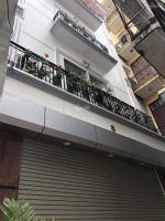 chính chủ bán nhà sau mặt phố 1 nhà 33m2 5t mới tinh ngõ 281 trần khát chân cách phố đúng 10m