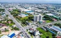ngân hàng qt vib phát mãi 1 số vị trí đất nền đẹp nằm trong khu đô thị mới bd có h trợ vay 70