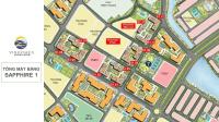 bán shop chân đế vinhomes ocean park 2 tầng tổng diện tích 116m2 mặt đường 30m mua hàng cđt
