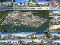 bán đất biệt thự 344m2 khu minh giang đầm và giai đoạn 1