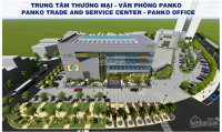 Cho thuê mặt bằng kinh doanh tại Panko Plaza, Tam Kỳ - Quảng Nam LH: 0905699934