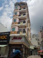 Cần tiền bán gấp nhà mặt tiền Bạch Vân quận 5 6 tầng có thang máy full nội thất LH: 0916405005