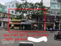 Chính chủ Cho thuê nhà mặt tiền Âu Cơ, Phường 9 , quận Tân Bình LH: 0961508033