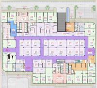 Cho thuê mặt bằng kinh doanh vị trí đẹp dự án Vinhomes West Point LH: 0977876633