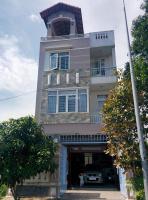 Cho thuê văn phòng Đường 51 KDC Văn Minh: 7x20m, trệt, 3 lầu, 4PN Giá 45 trth Tín 0983960579