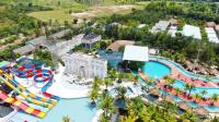 Biệt thự nghỉ dưỡng 60+ tiện ích tặng full nội thất Eco bangkok bình châu sở hữu mạch khoáng ngầm LH: 0908268790