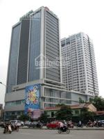 Cho thuê văn phòng tòa nhà Icon 4, Đê La Thành dt 20m2- 1000m2 giá hấp dẫn LH 0981938681