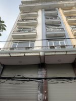 cho thuê gấp nhà mặt phố tây sơn đống đa dt 110 m 8 tầng 1 hầm mt 6 m