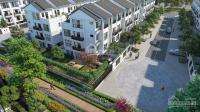 bán căn góc của lk st5 hướng đông nam vị trí cạnh vườn hoa và suối nước 160m2 giá 135 tỷ