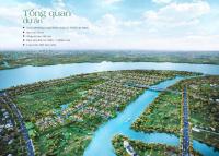 bán đất biệt thự trên 1000m2 q9 khu đẳng cấp 2 mặt sông tđ hưng thịnh khả ngân 0933973003