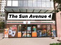 cho thuê nhiều căn shophouse diện tích trên 100m2 tại the sun avenue giá 50 trth lh 0933700880