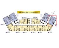 tôi cần bán căn 3pn 85m2 căn góc trên mặt đường cao l chênh lệch thấp lh 0907383727