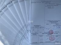 bán 18 lô đất sổ hồng riêng khu tái định cư bình chánh ngay chợ bình điền giá rẻ 16 tỷ80 m2